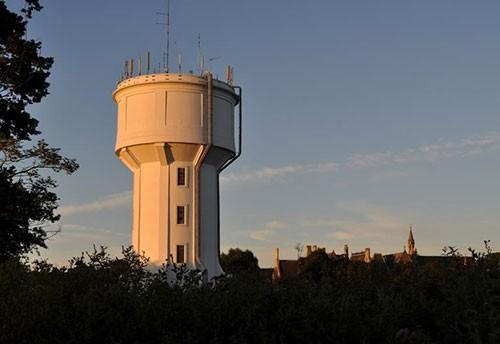 Canterbury-water-tower