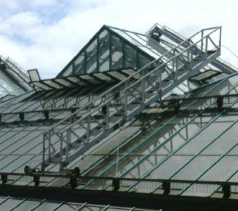 Travelling Ladders And Gantries Ptsg