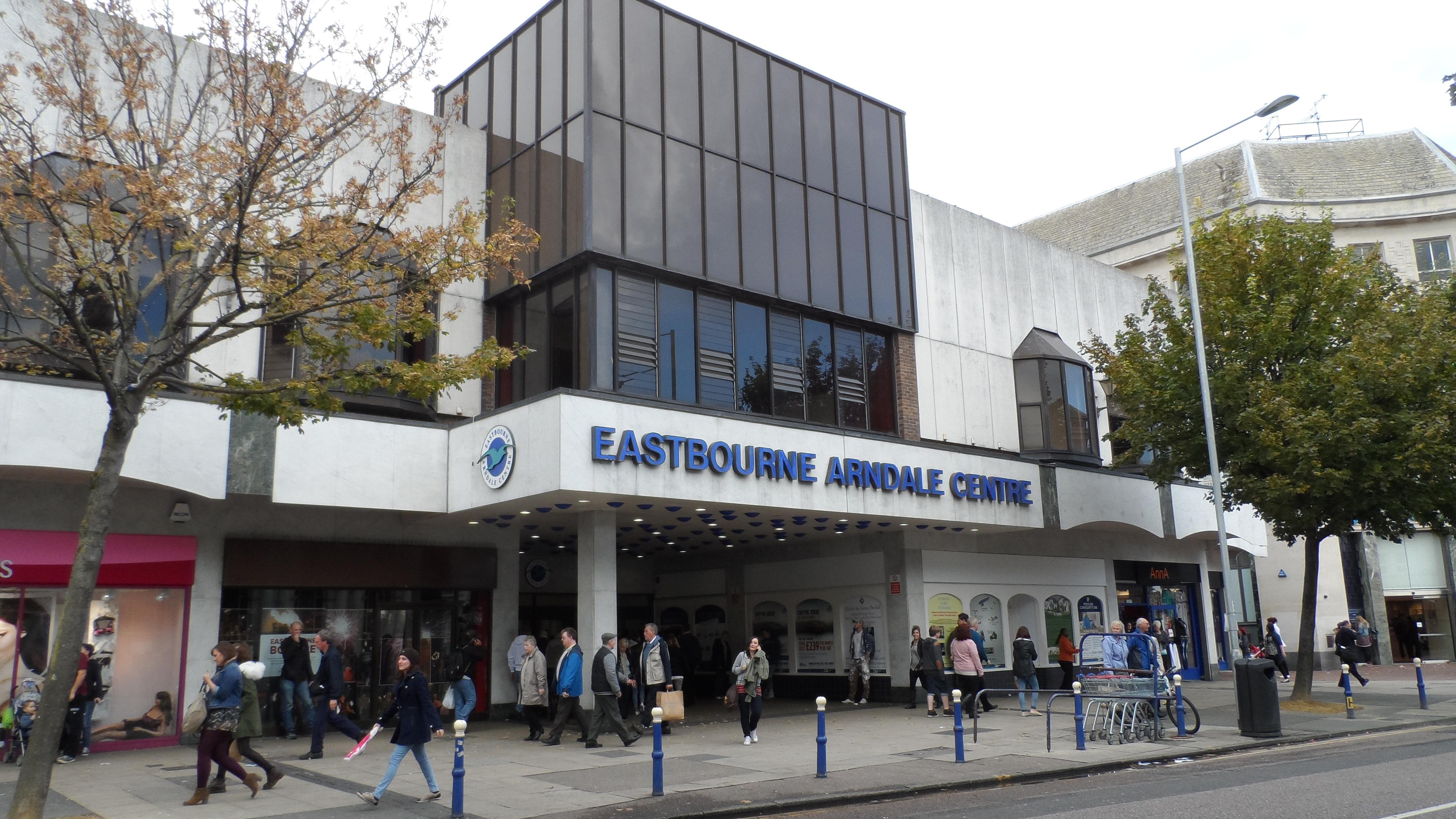 Eastbourne Arndale Centre Car Park