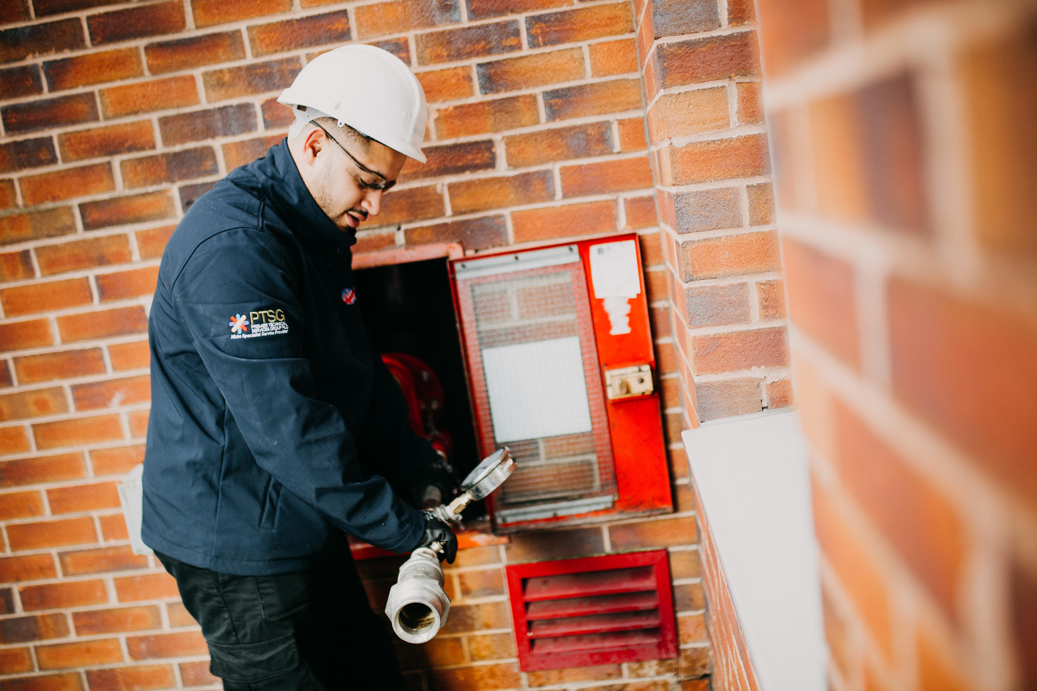 PTSG receives glowing praise for its fire solutions