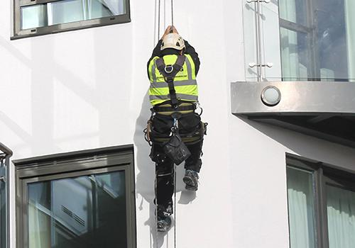 PTSG's specialist services divisions work in tandem on London projects
