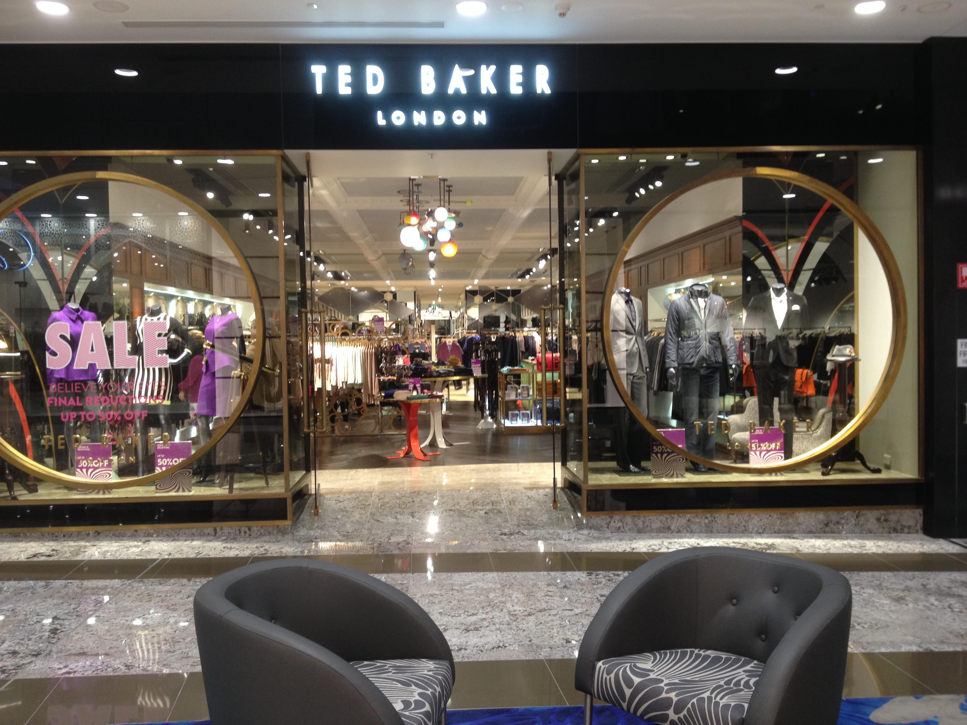 PTSG to tailor specialist services solution for Ted Baker