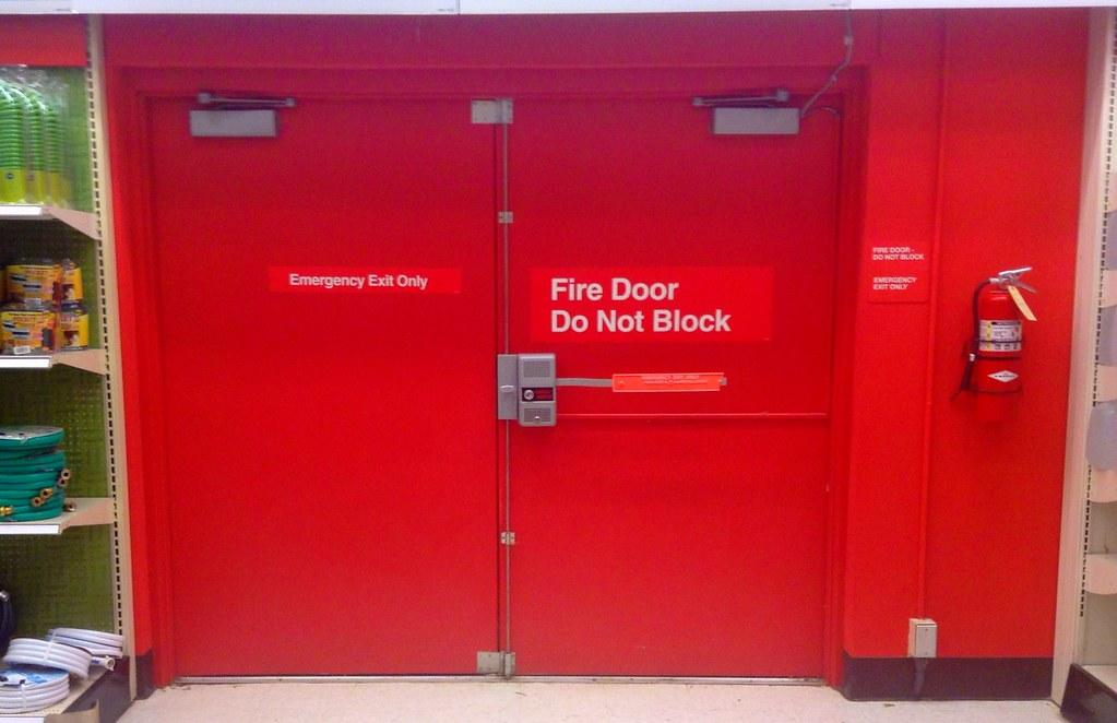 New call for inspections of fire doors