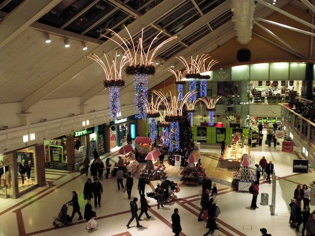 PTSG helps shopping centres prepare for Christmas