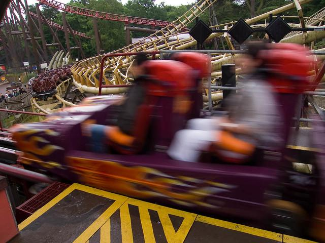 PTSG helps ensure safety at Alton Towers