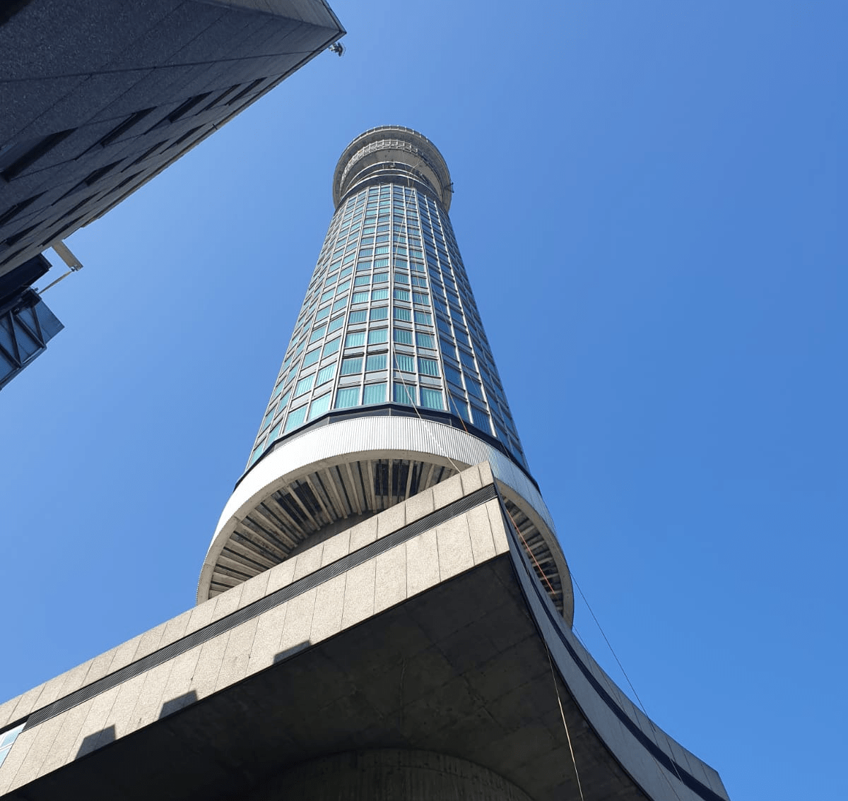 PTSG answers emergency call from staff at BT Tower