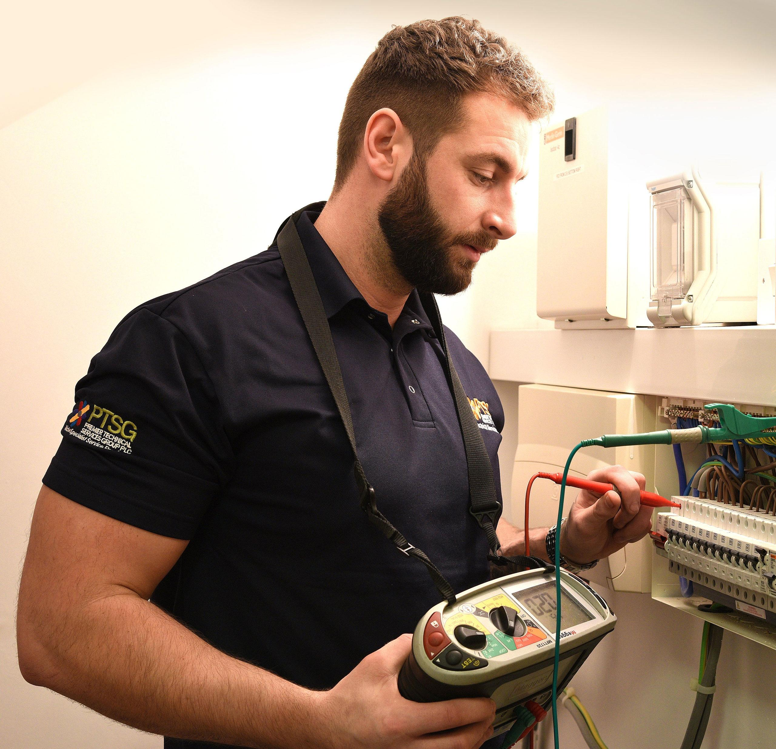 PTSG to deliver electrical inspections for London Borough of Hackney