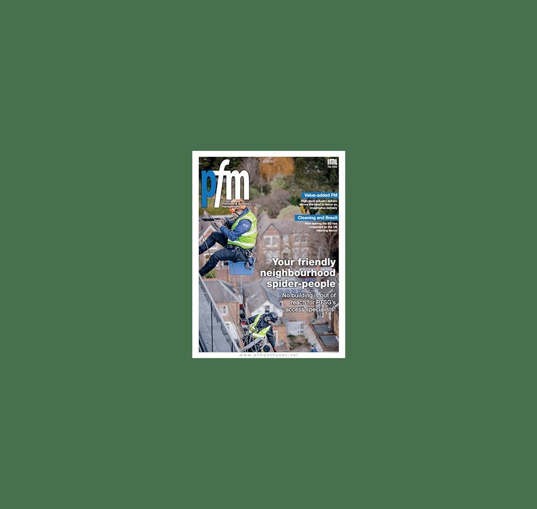 PTSG's engineers are PFM's cover stars