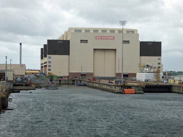 PTSG company provides specialist services for BAE Systems