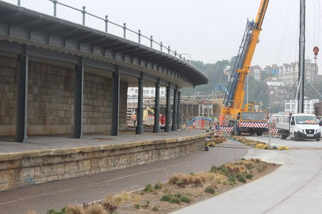 PTSG protects redeveloped harbour and seafront in Folkestone