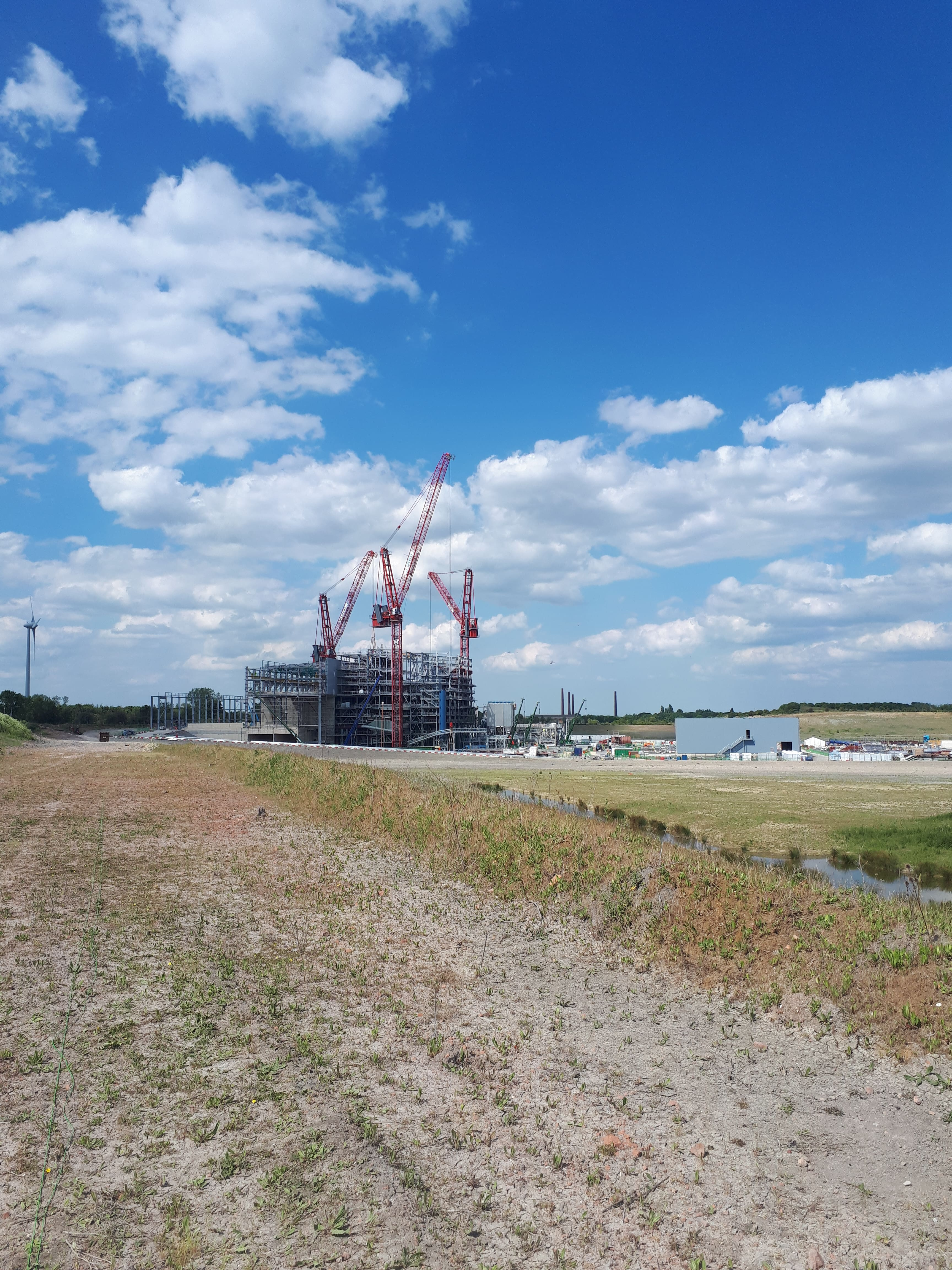 PTSG completes major works for energy-from-waste facility
