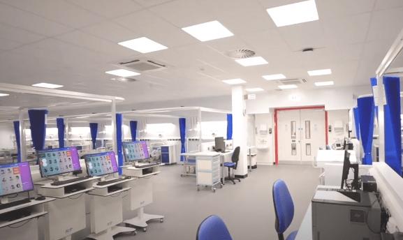 PTSG helps make NHS Nightingale Exeter secure