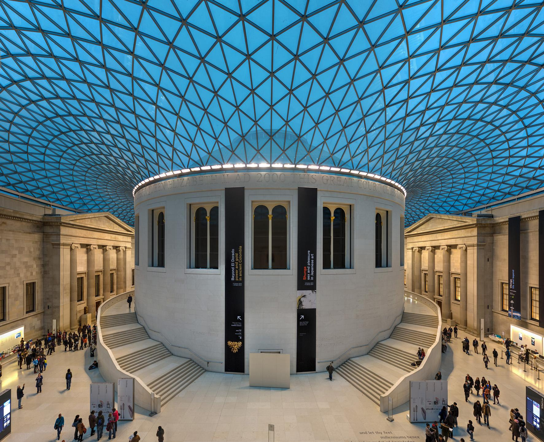 PTSG works on new branch of British Museum