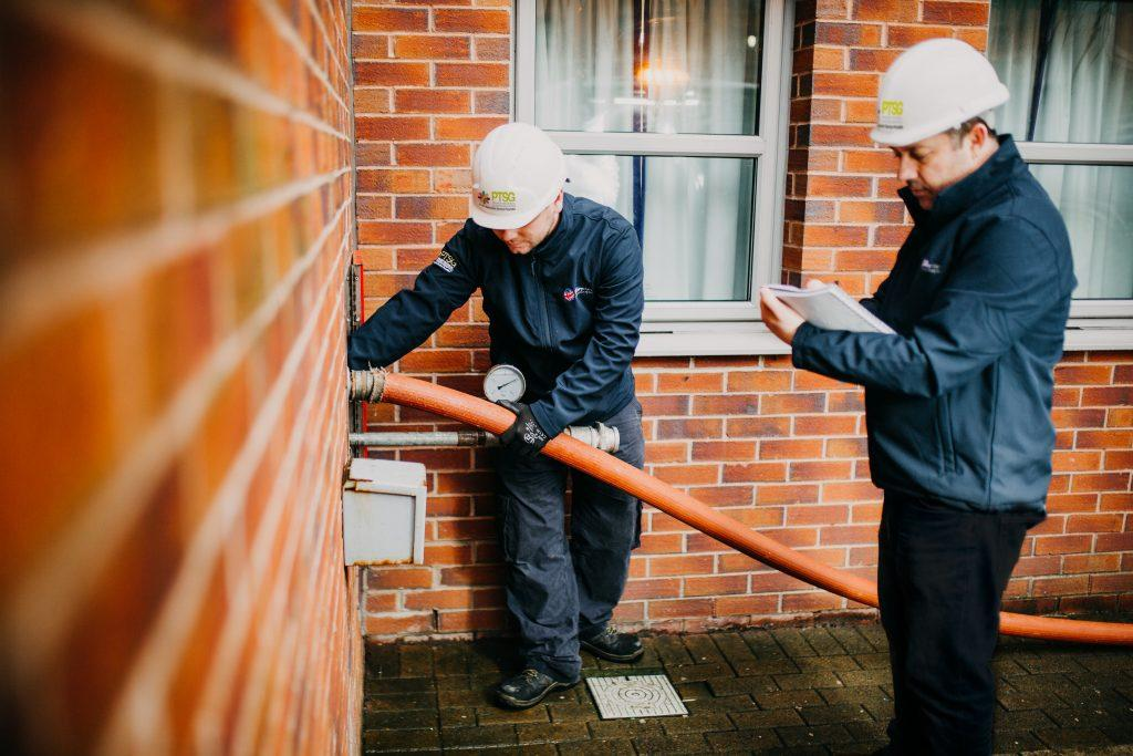 PTSG heads to Dublin for specialist services contract