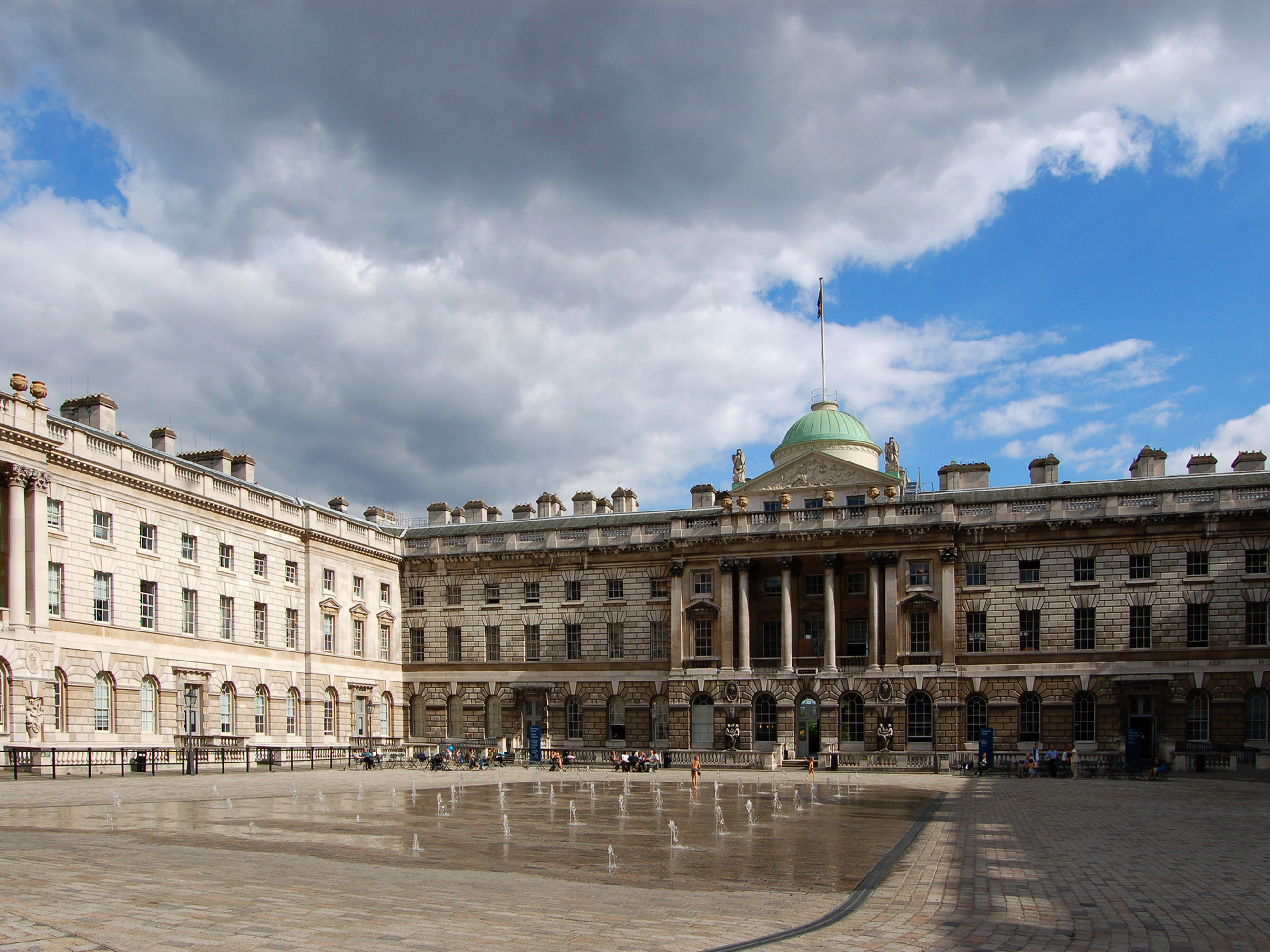 PTSG protects historic Somerset House
