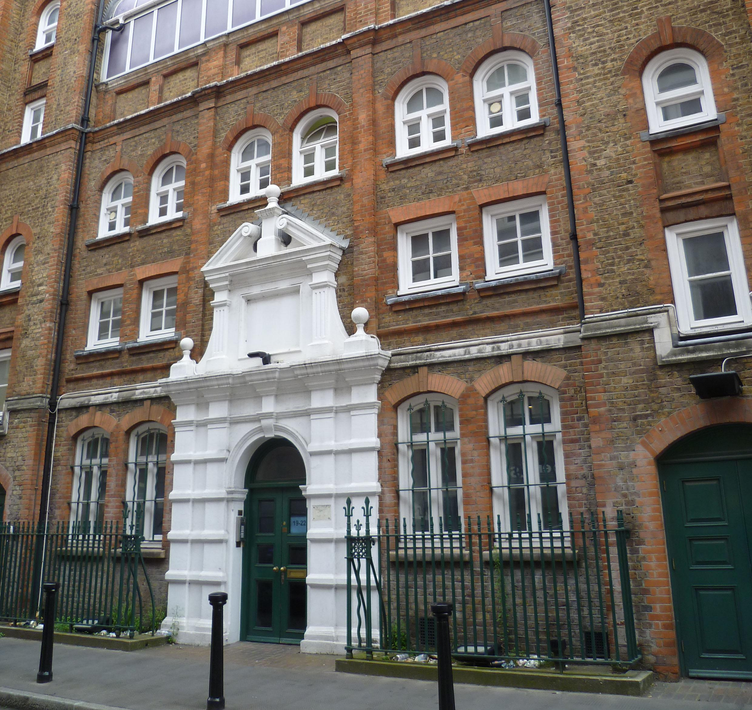 PTSG protects listed building in Covent Garden