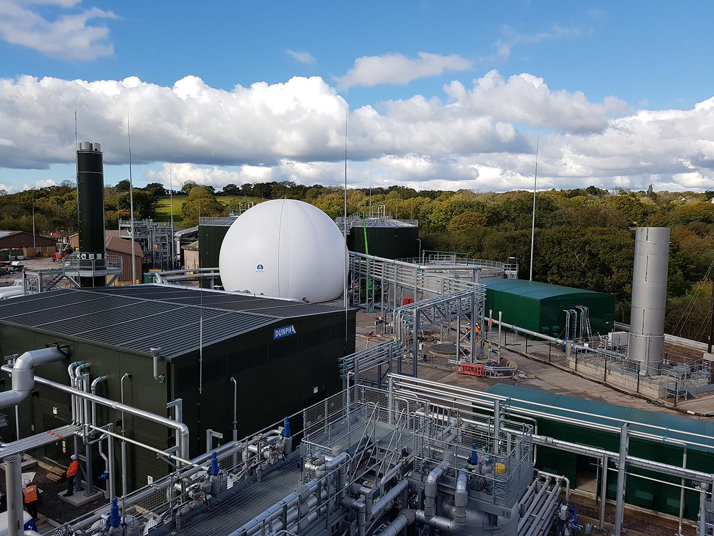 PTSG delivers specialist services in Wales wastewater plant