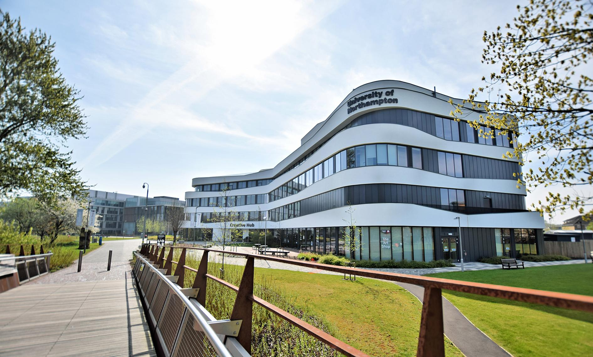 University of Northampton benefits from PTSG services