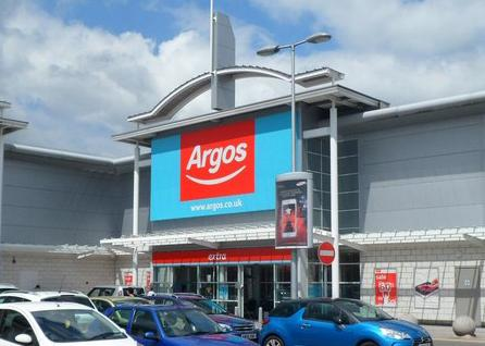 Argos shops with PTSG for multiple specialist equipment