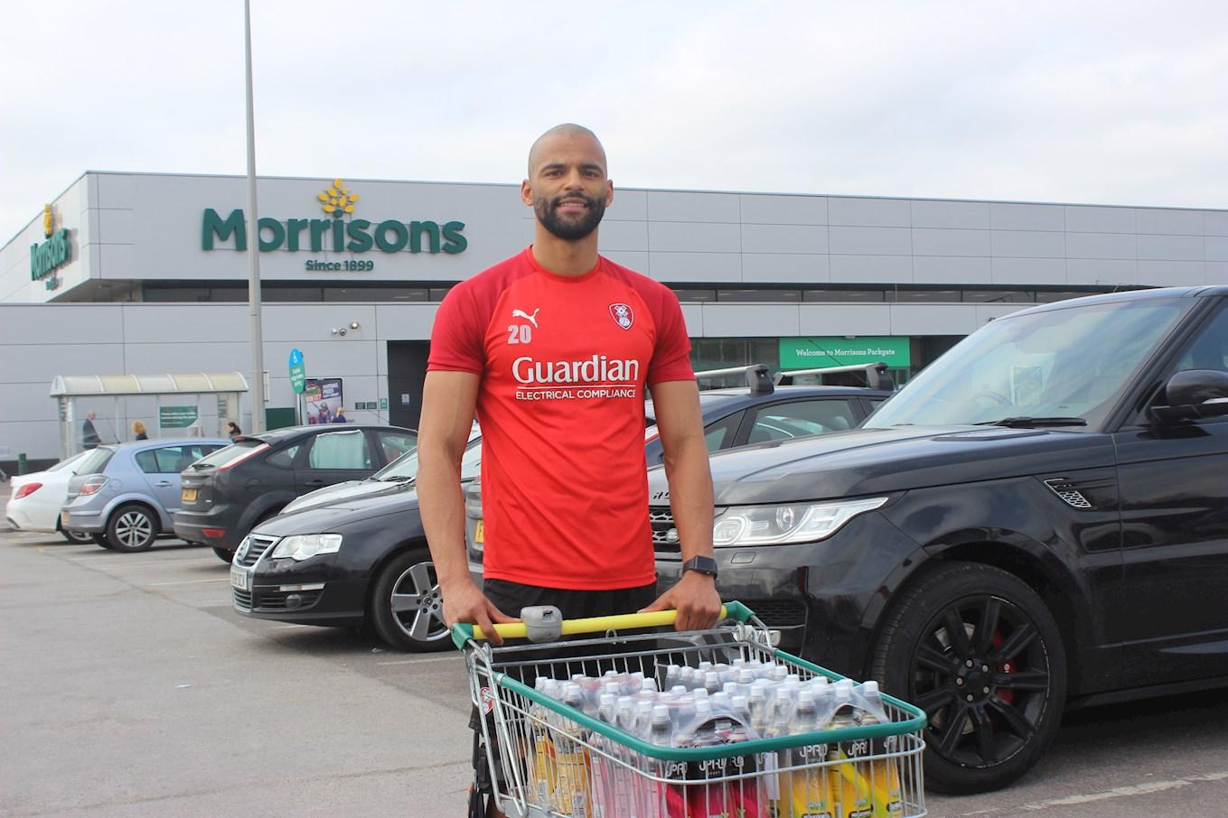 PTSG company, Guardian, continues long-standing sponsorship of Rotherham Utd