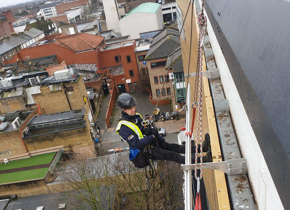 PTSG works at new Hounslow development