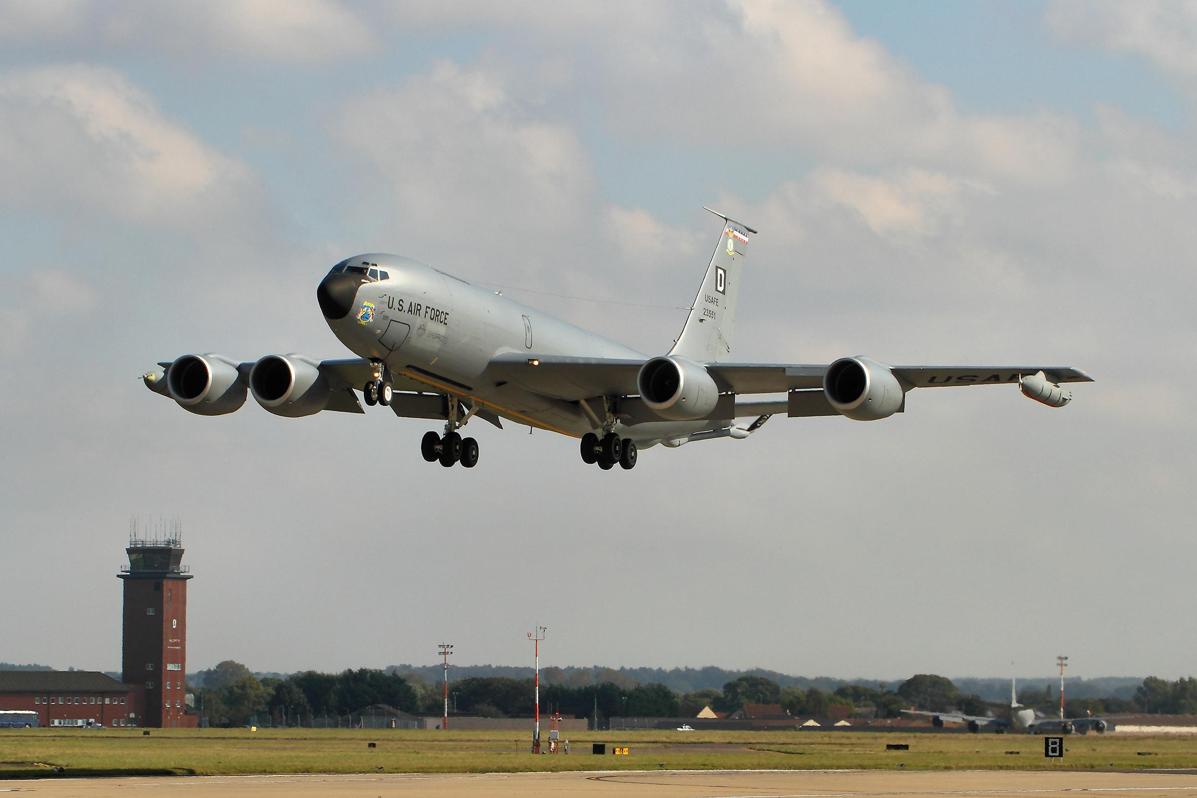 PTSG delivers specialist services at RAF Mildenhall