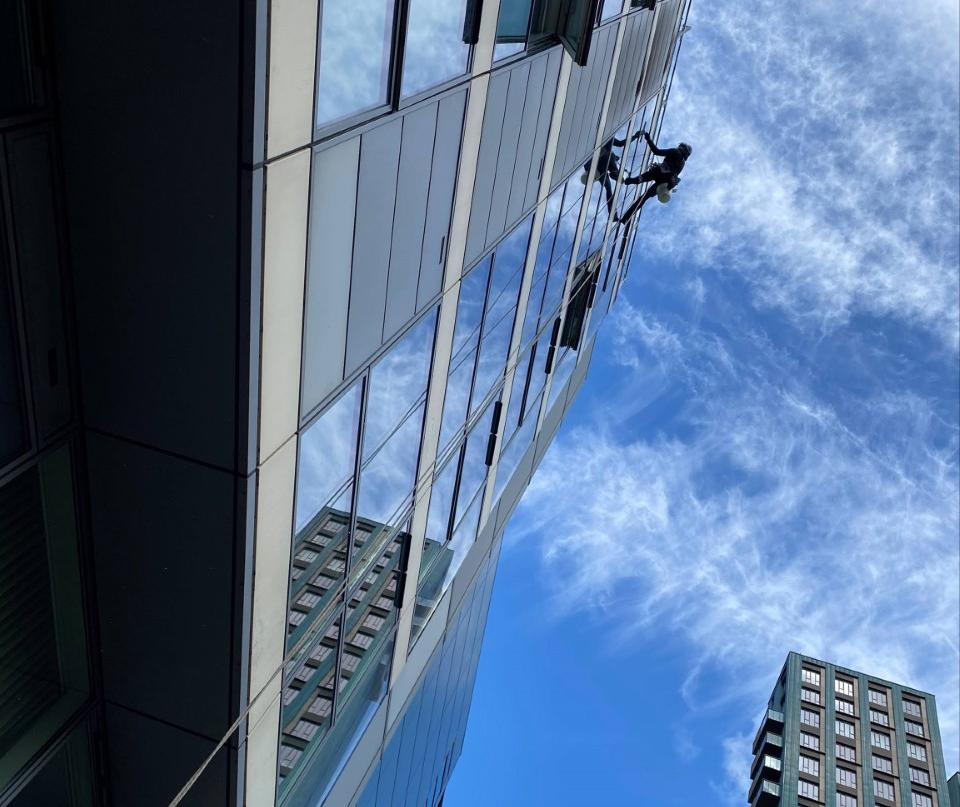 PTSG reaches the heights at Parkside, Wandsworth