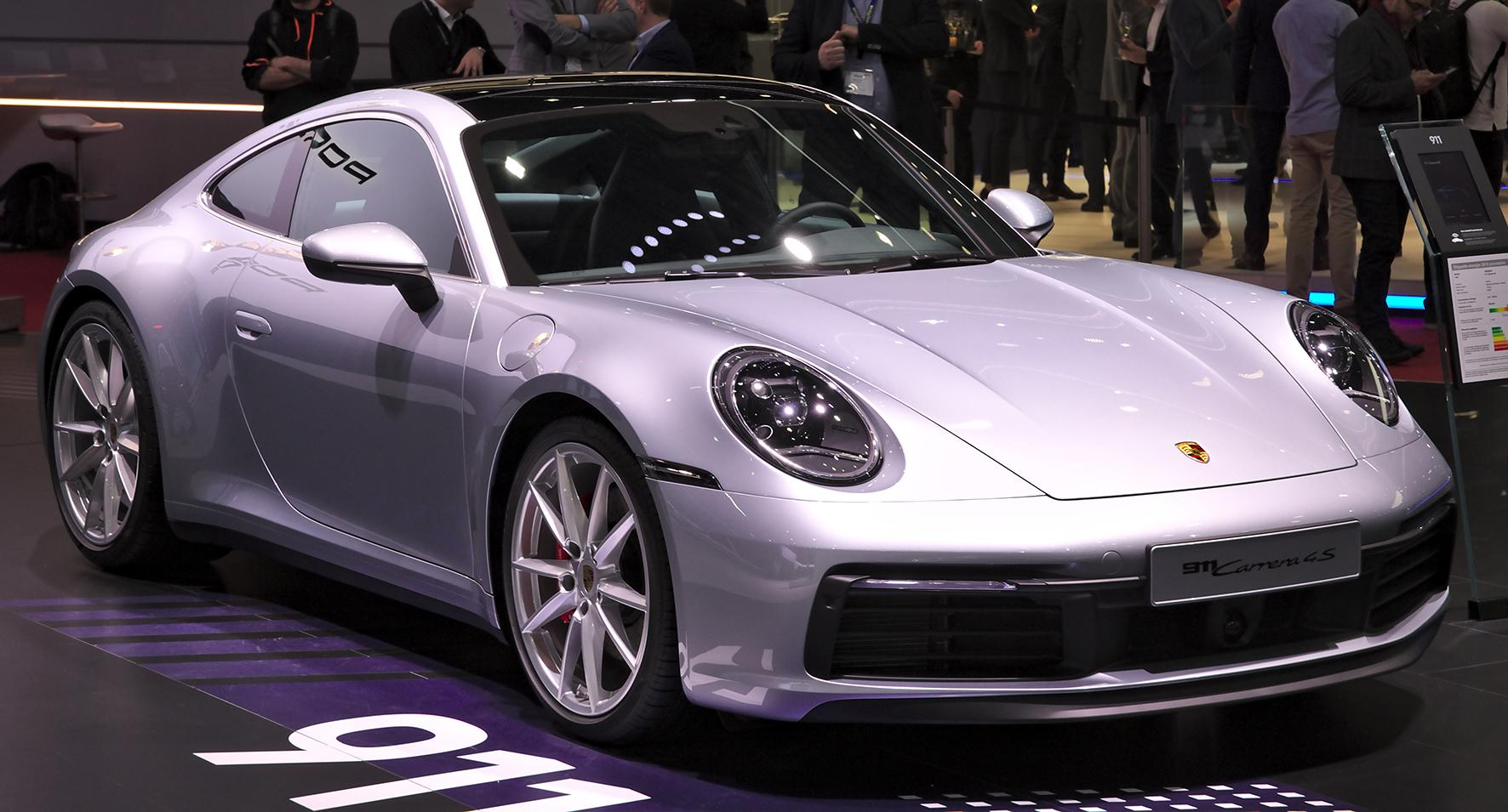 PTSG helps Porsche to stay ahead