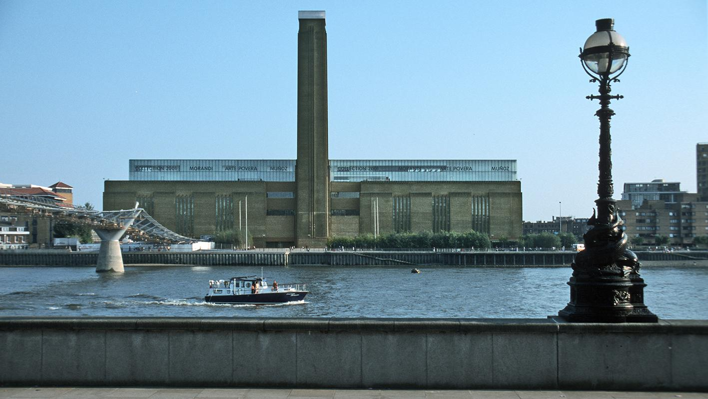 PTSG displays specialist skills at Tate Modern