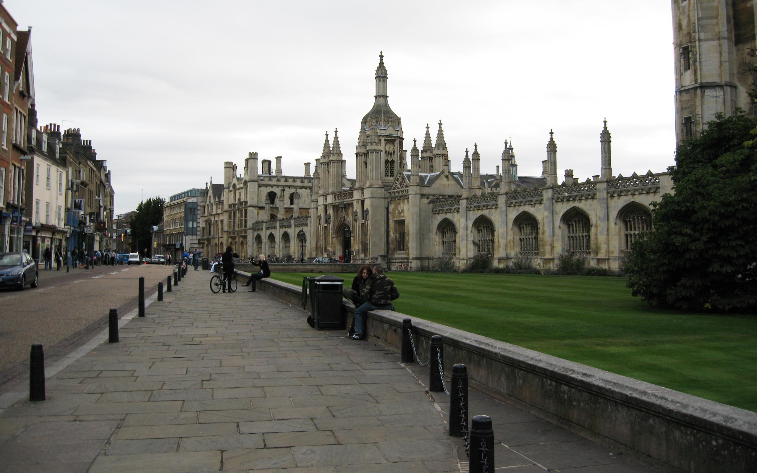 PTSG goes to Cambridge University