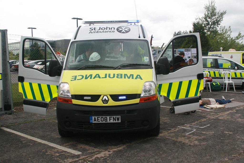 PTSG puts safety first for St John's Ambulance