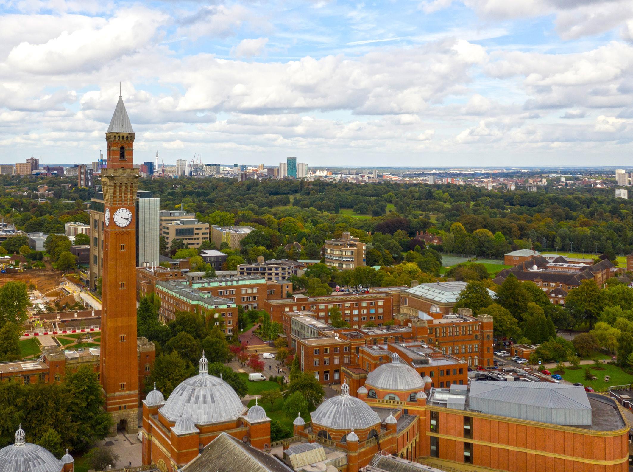 PTSG puts University of Birmingham to the test