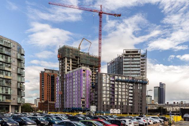 PTSG to make new Manchester skyscraper fire-safe