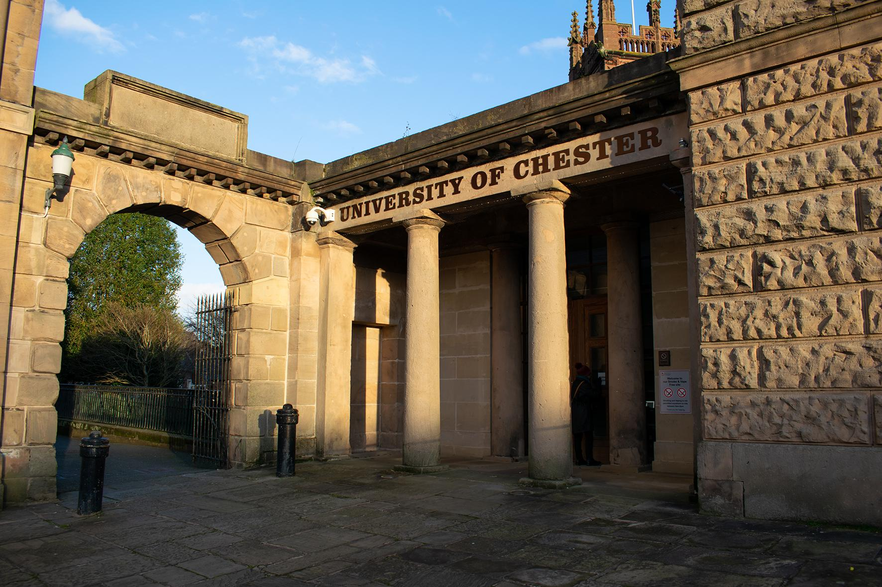 At University of Chester, PTSG graduates in electrical services