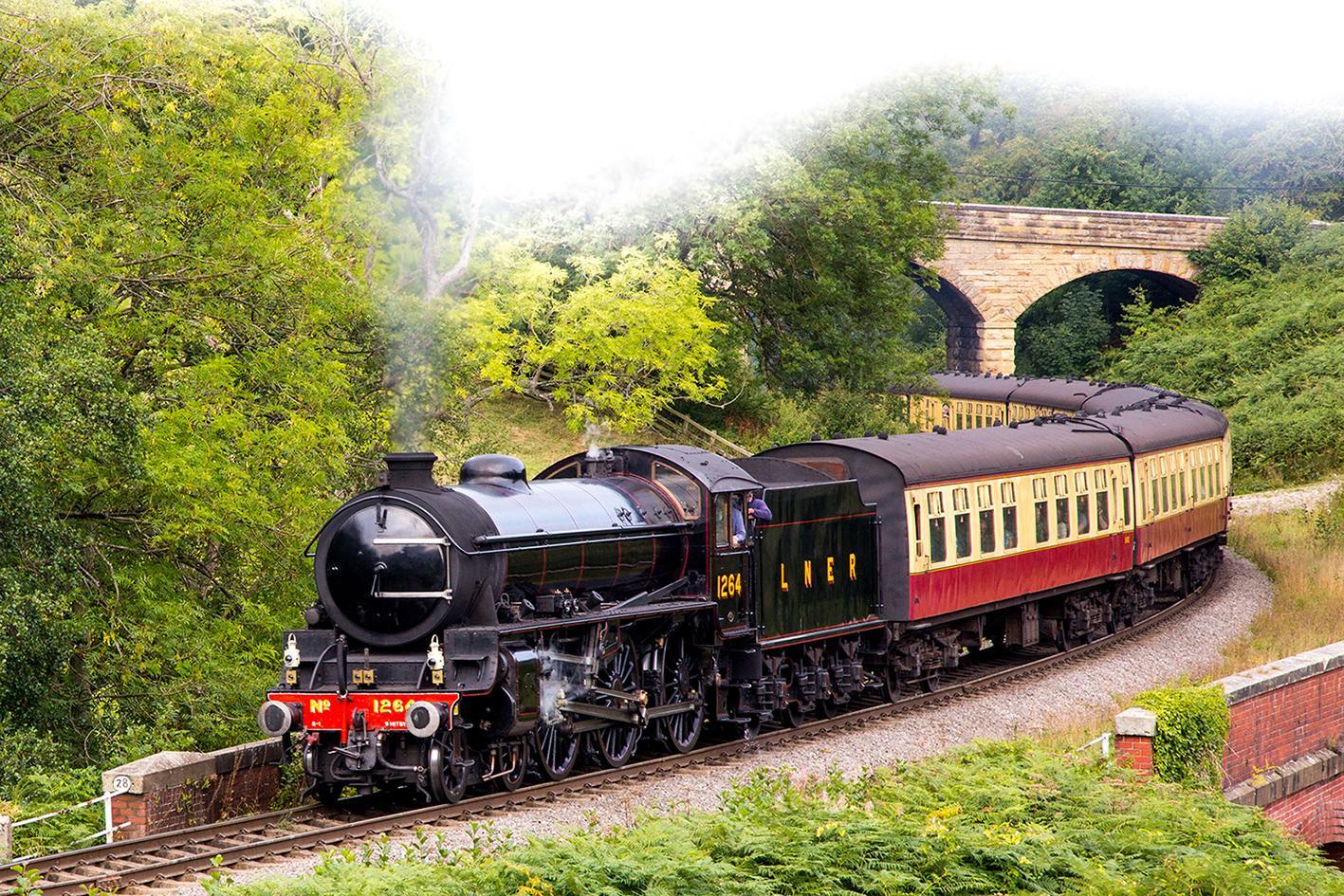 PTSG helps keep heritage railway on track