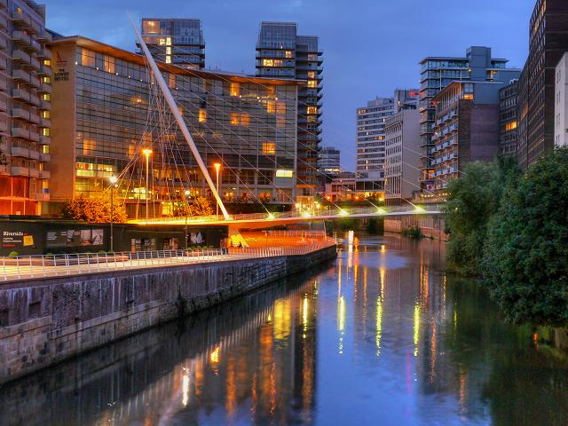 PTSG to provide fire solutions at stunning Manchester development